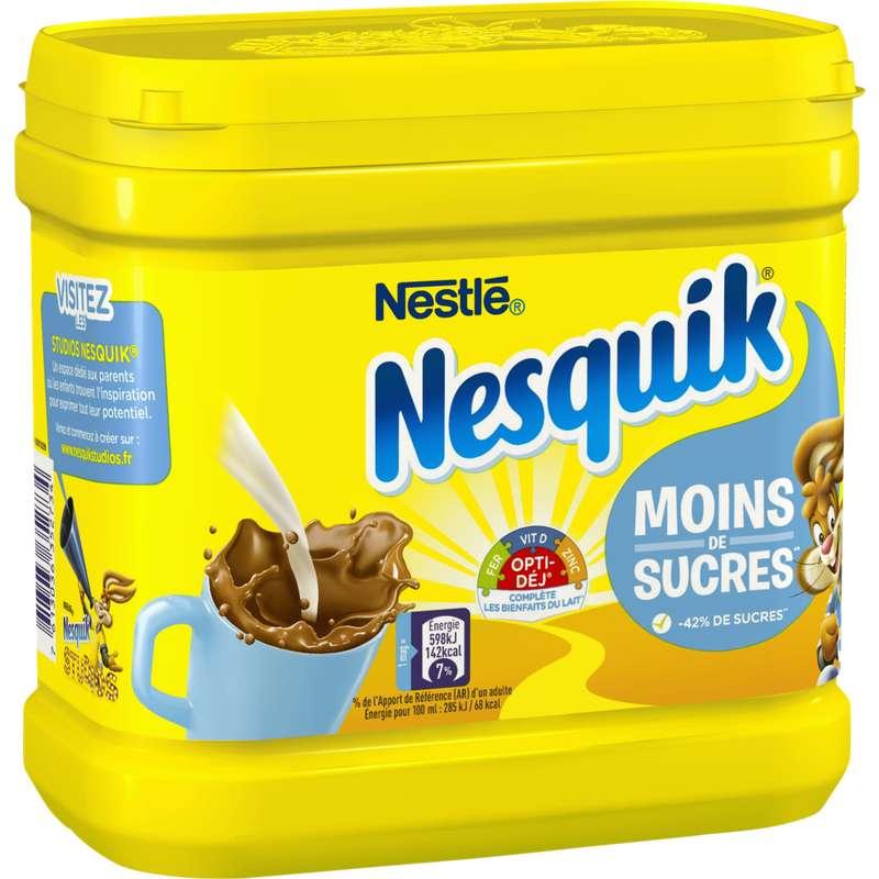 Nesquik moins de sucre (650 g)