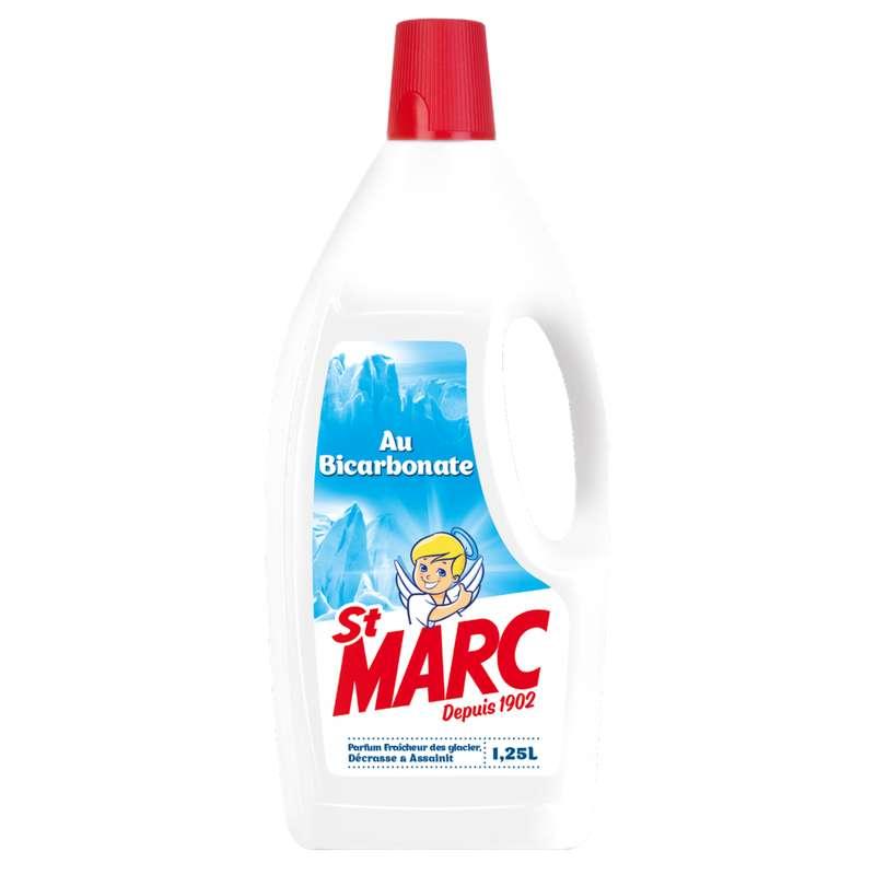 Nettoyant liquide au bicarbonate, St Marc (1.25 L)