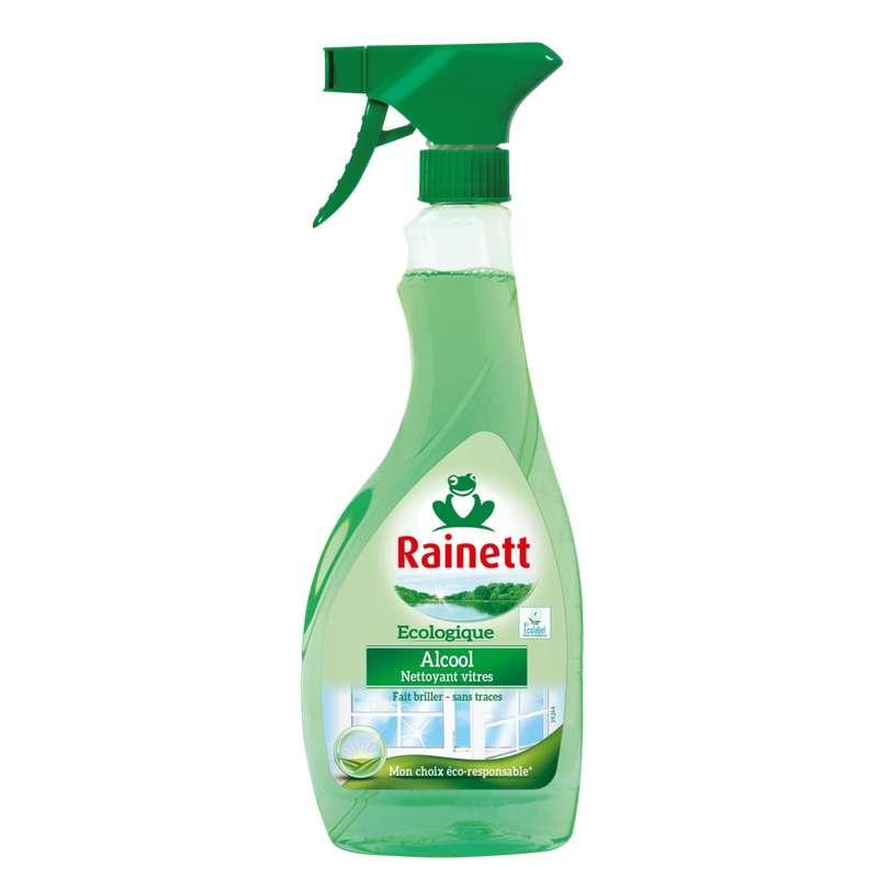 Nettoyant pour vitres ecologique, Rainett (500 ml)