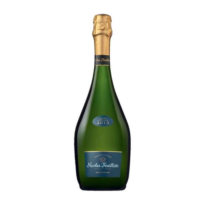 Champagne cuvée spéciale 2014, NIcolas Feuillatte (75 cl)