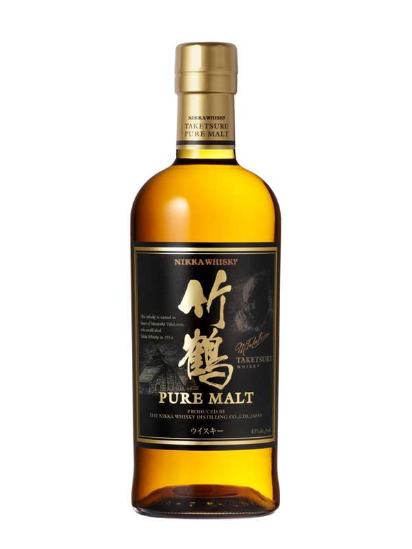 Whisky Nikka Taketsuru Pure malt (70 cl)
