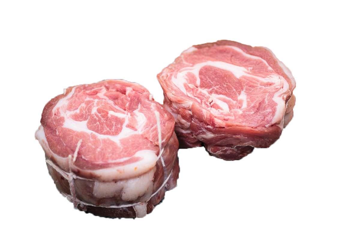 Noisette d'agneau (x 4, environ 300 - 350 g)