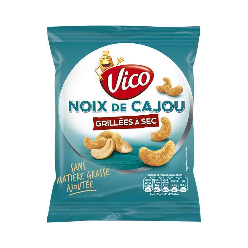 Noix de cajou au sel de guérande, Vico (100 g)