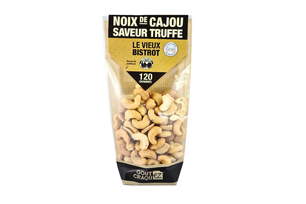 Noix de cajou saveur truffe, Le Vieux Bistrot (120 g)