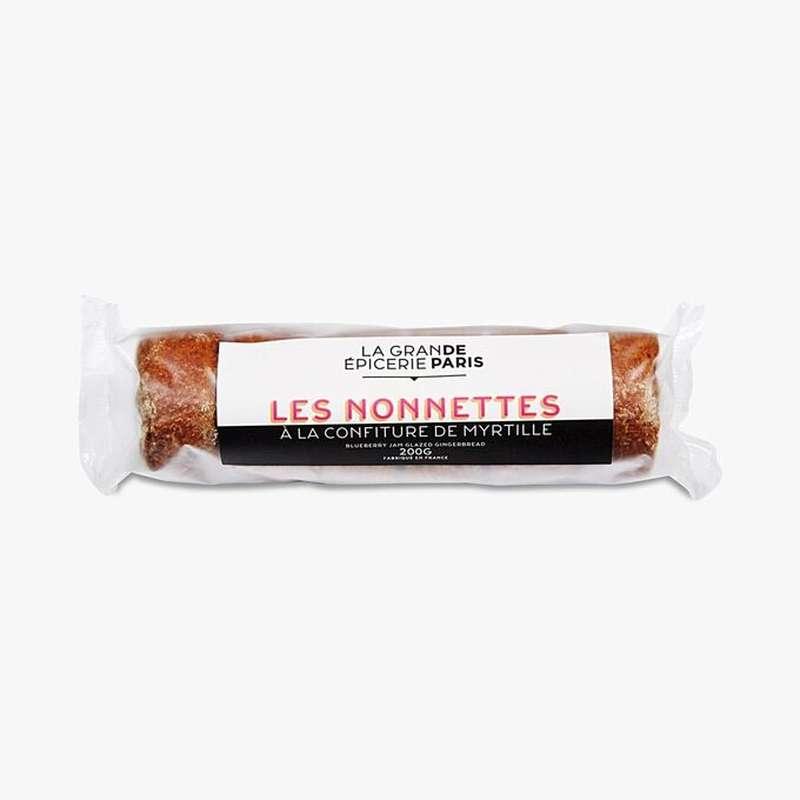 Nonnettes à la confiture de myrtille, La Grande Epicerie de Paris (x 6, 200 g)