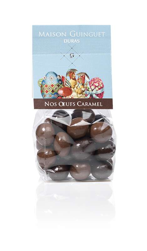 Nos Oeufs Caramel, Maison Guinguet (120 g)
