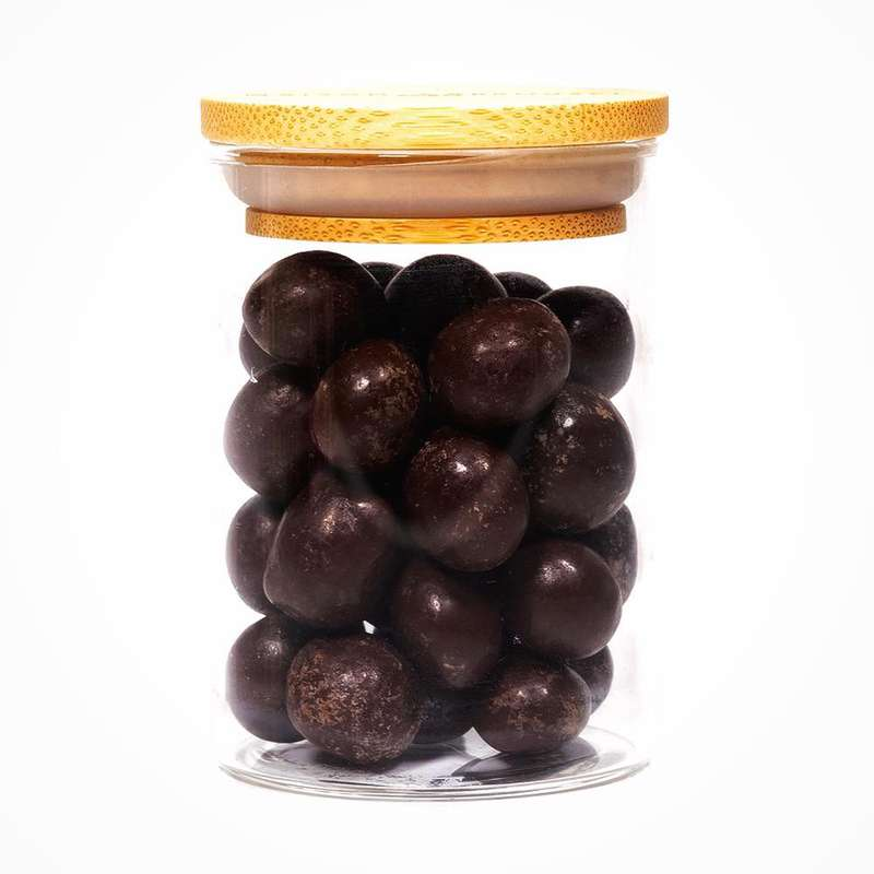 Nougatines enrobés de chocolat, Maison Carrousel (150 g)