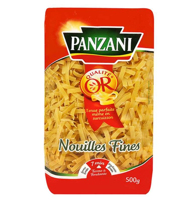 Nouilles fines, Panzani (500 g)