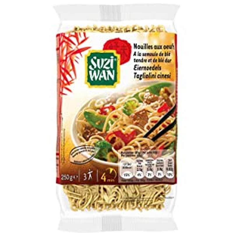 Nouilles aux oeufs, Suzi Wan (250 g)