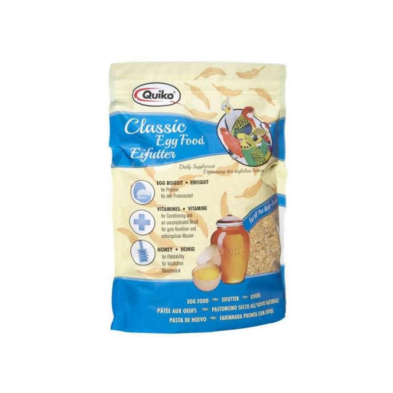 Nourriture à base de coquilles d'oeufs pour Canaris, Quiko (500 g)