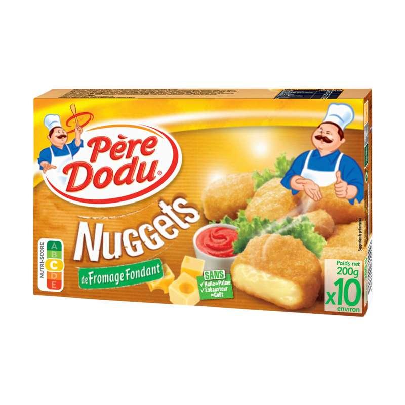 Nuggets de fromage, Père Dodu (x 10, 200 g)