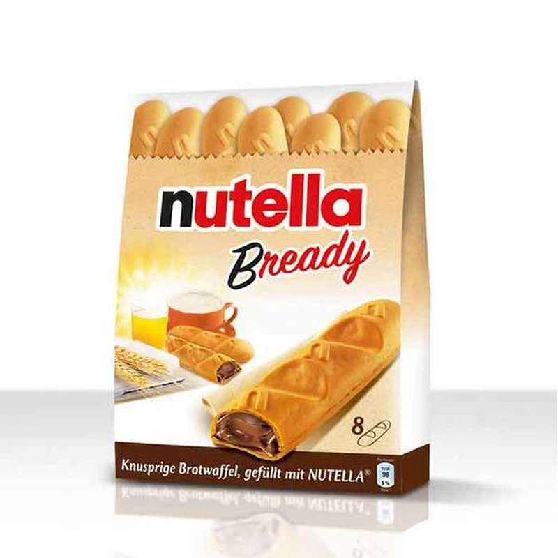 Nutella B'ready (x 6, 132 g)