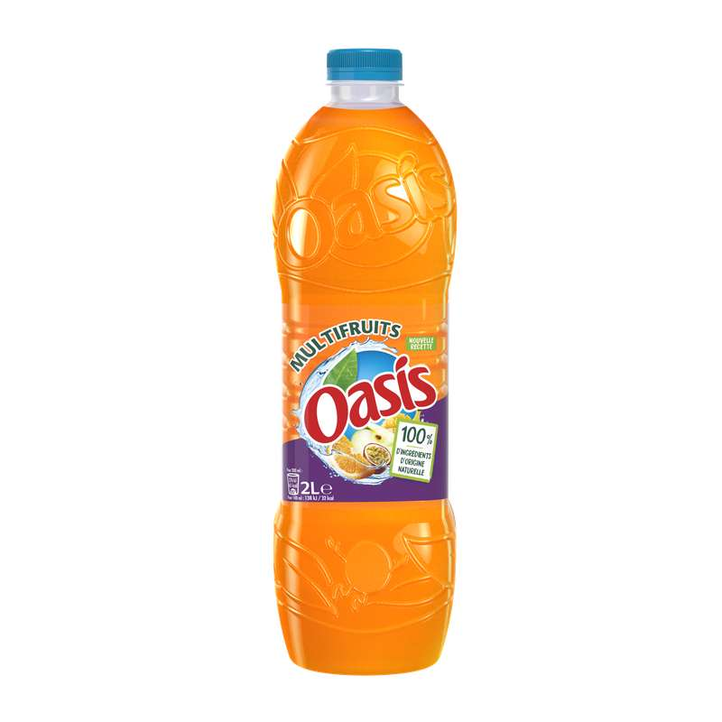 Oasis Multifruits (2 L)