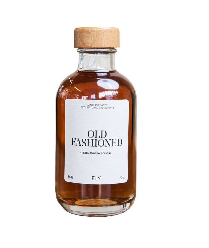 Old Fashioned, Ely (20 cl)