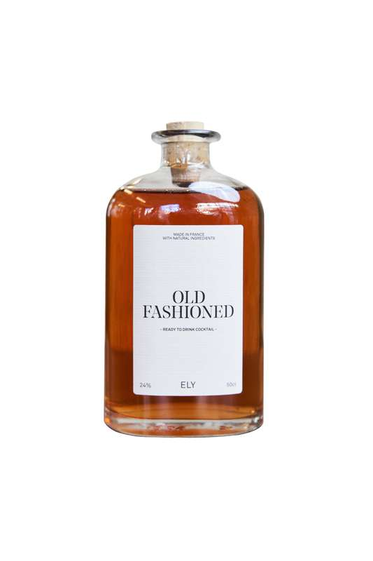 Old Fashioned, Ely (50 cl)