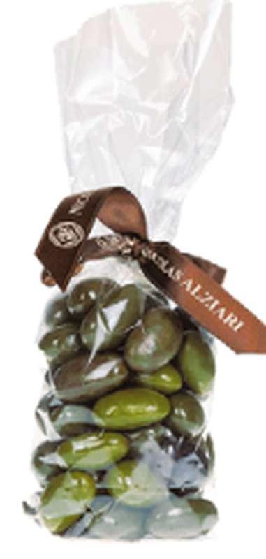 Olives en chocolat sachet, Nicolas Alziari, (200 g)