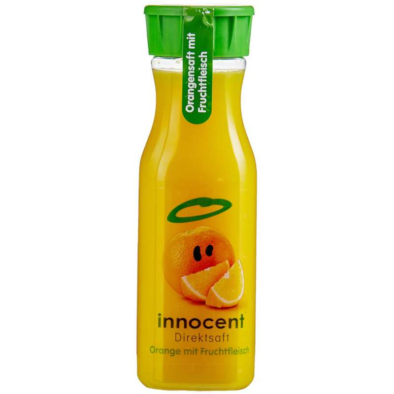 Jus d'orange frais, Innocent (33 cl)