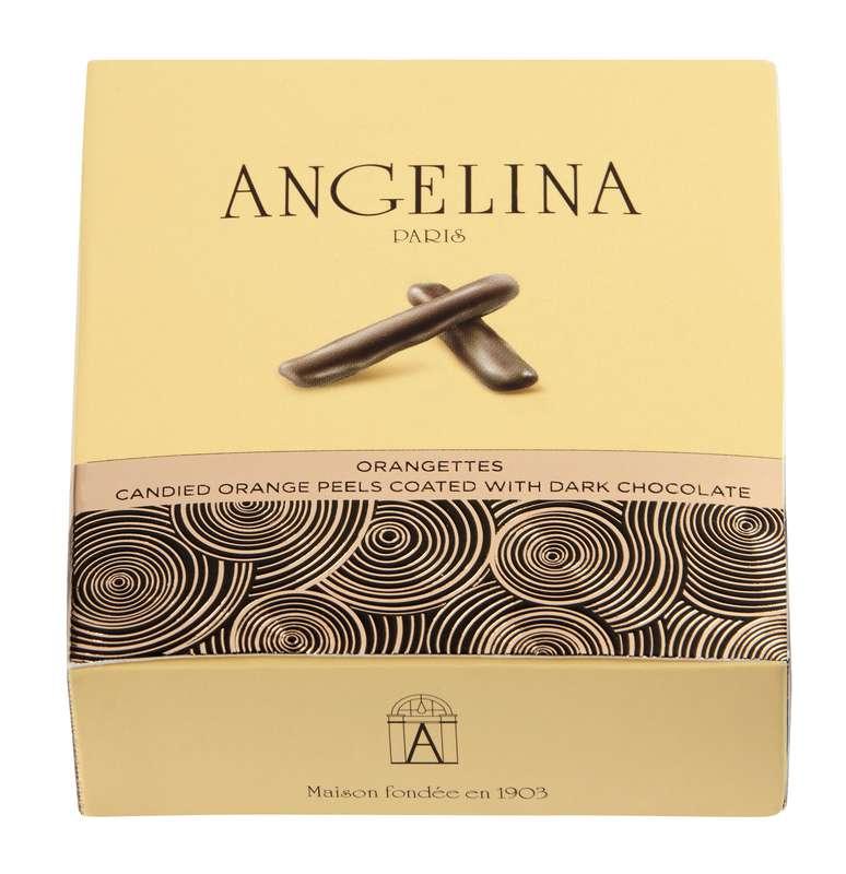 Orangettes, Angelina (100 g)
