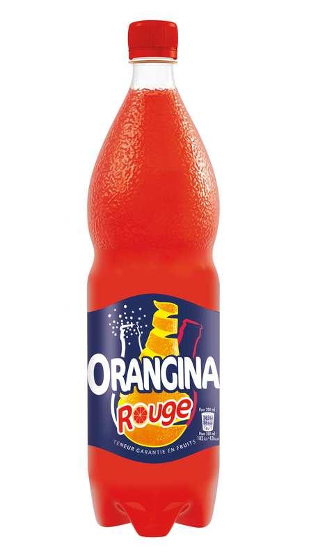Orangina à l'orange sanguine (1,5 L)