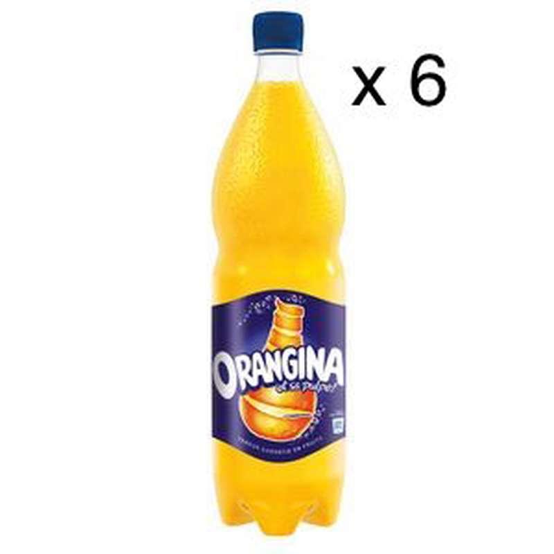 Pack d'Orangina (6 x 1.5 L)
