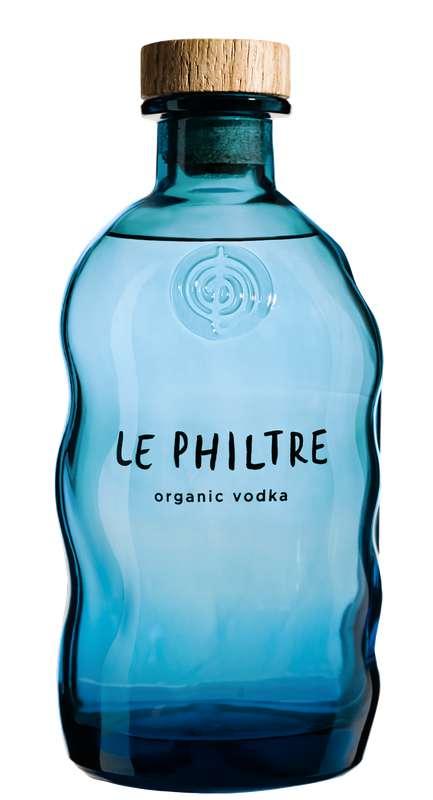 Organic Vodka, Le Philtre (70 cl)