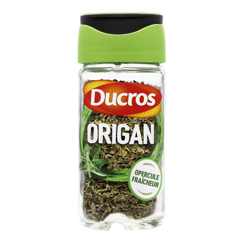 Origan séché Ducros (10 g)