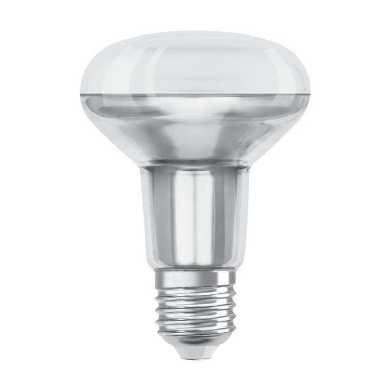 Ampoule LED Spot R80 100W culot à vis E27 - blanc chaud, Osram (x 1)