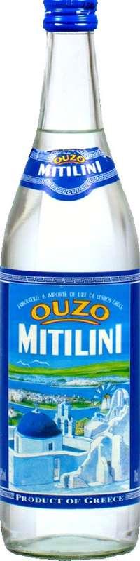 Ouzo Mitilini (70 cl)