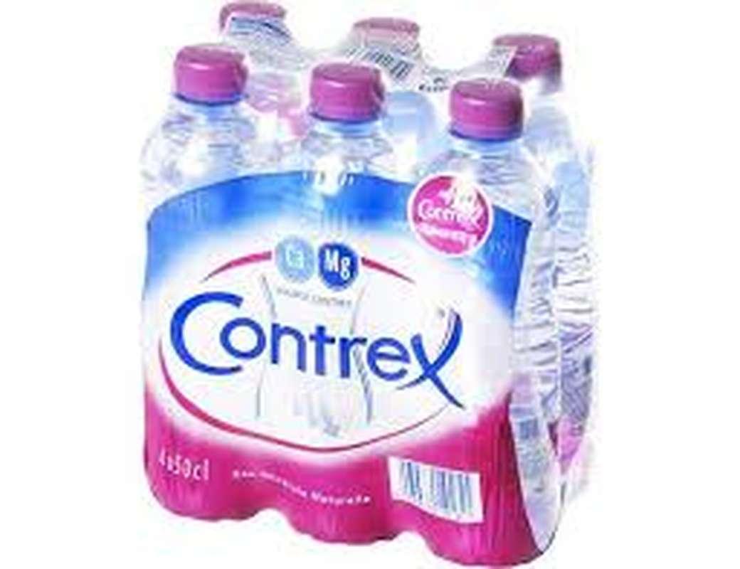 Pack de Contrex (6 x 50 cl)
