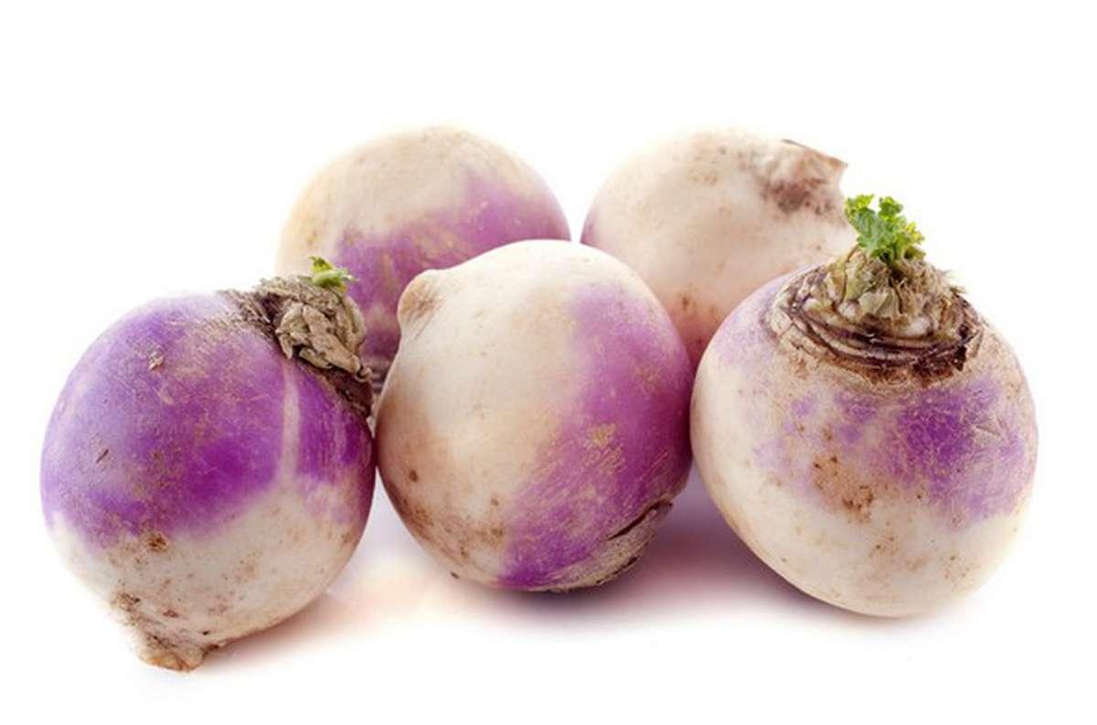 Pack de 1 Kg de navets violets, France