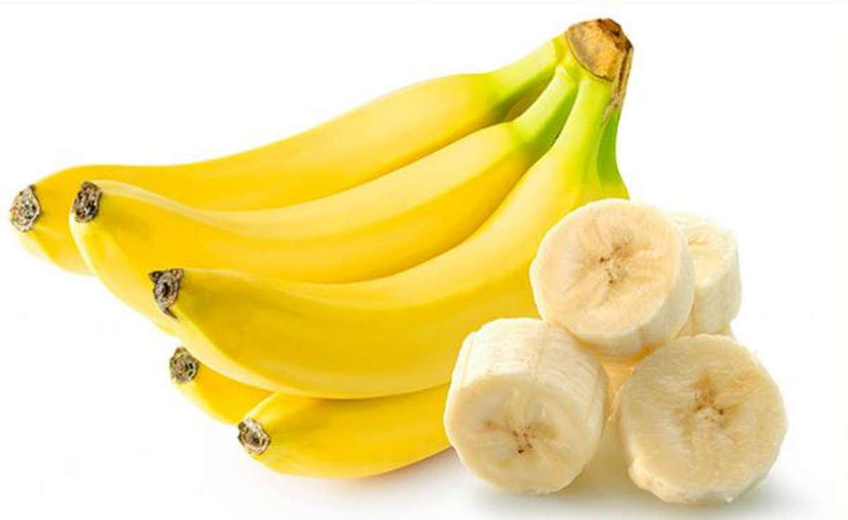 Lot de 5 bananes (1 main) (calibre moyen), Colombie