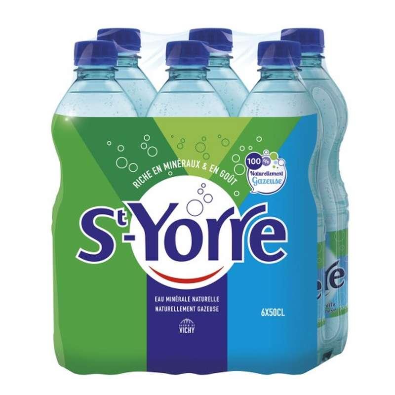 Pack de St-Yorre (6 x 50 cl)