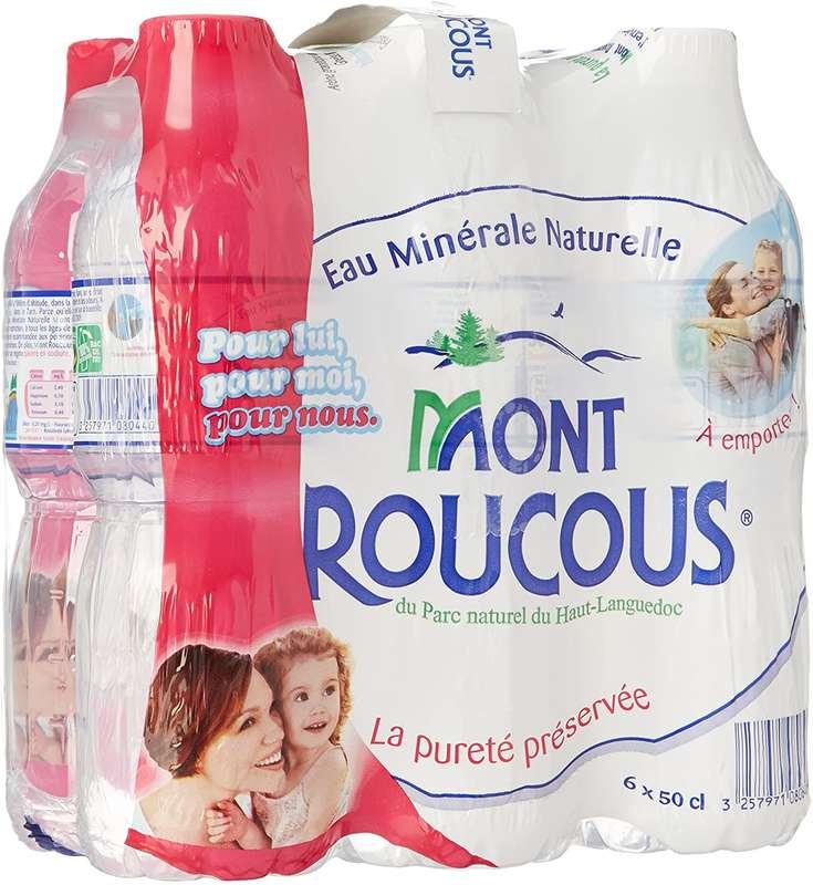 Pack Mont Roucous (6 x 50 cl)