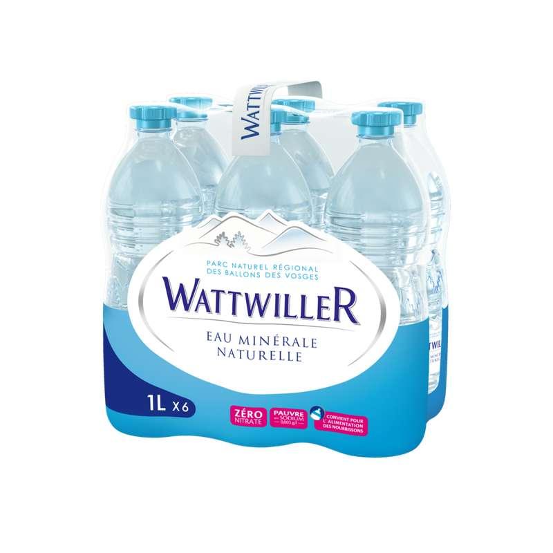 Pack de Wattwiller (6 x 1 L)