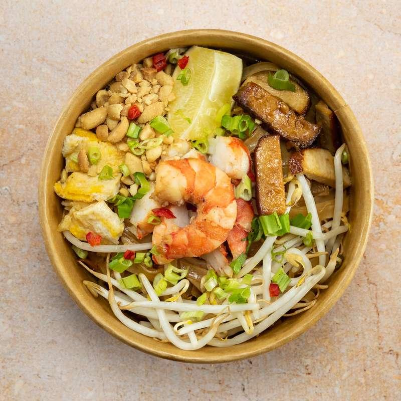 Pad Thaï aux crevettes (300 g)