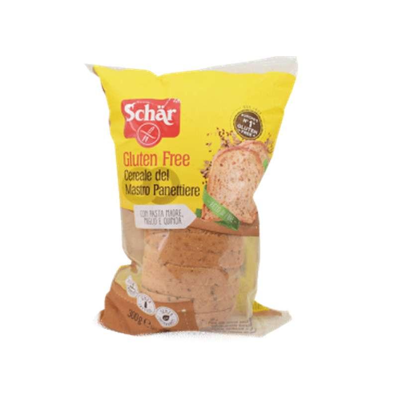 Pain de mie Maestro aux céréales sans gluten, Schar (300 g)
