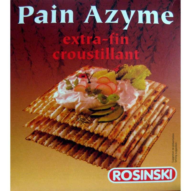 Pain azyme, Rosinski (400 g)