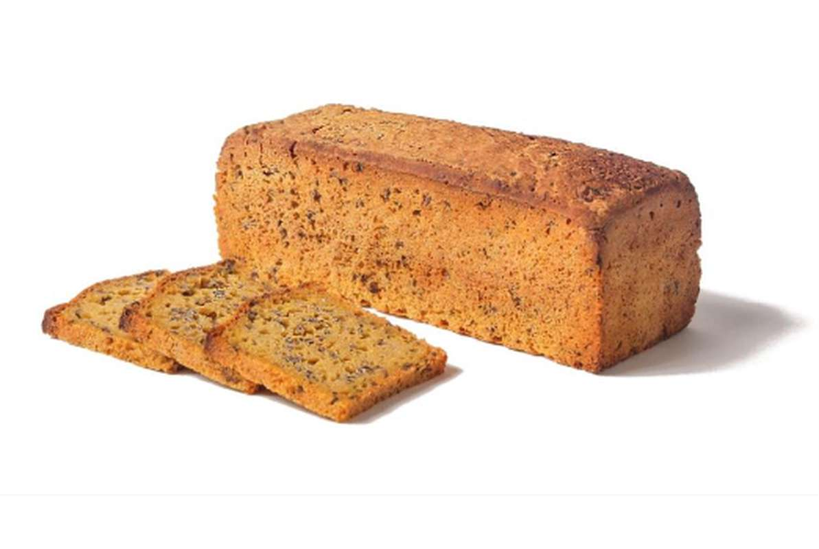 Pain de maïs noisettes tranché, Poilâne (540 g)