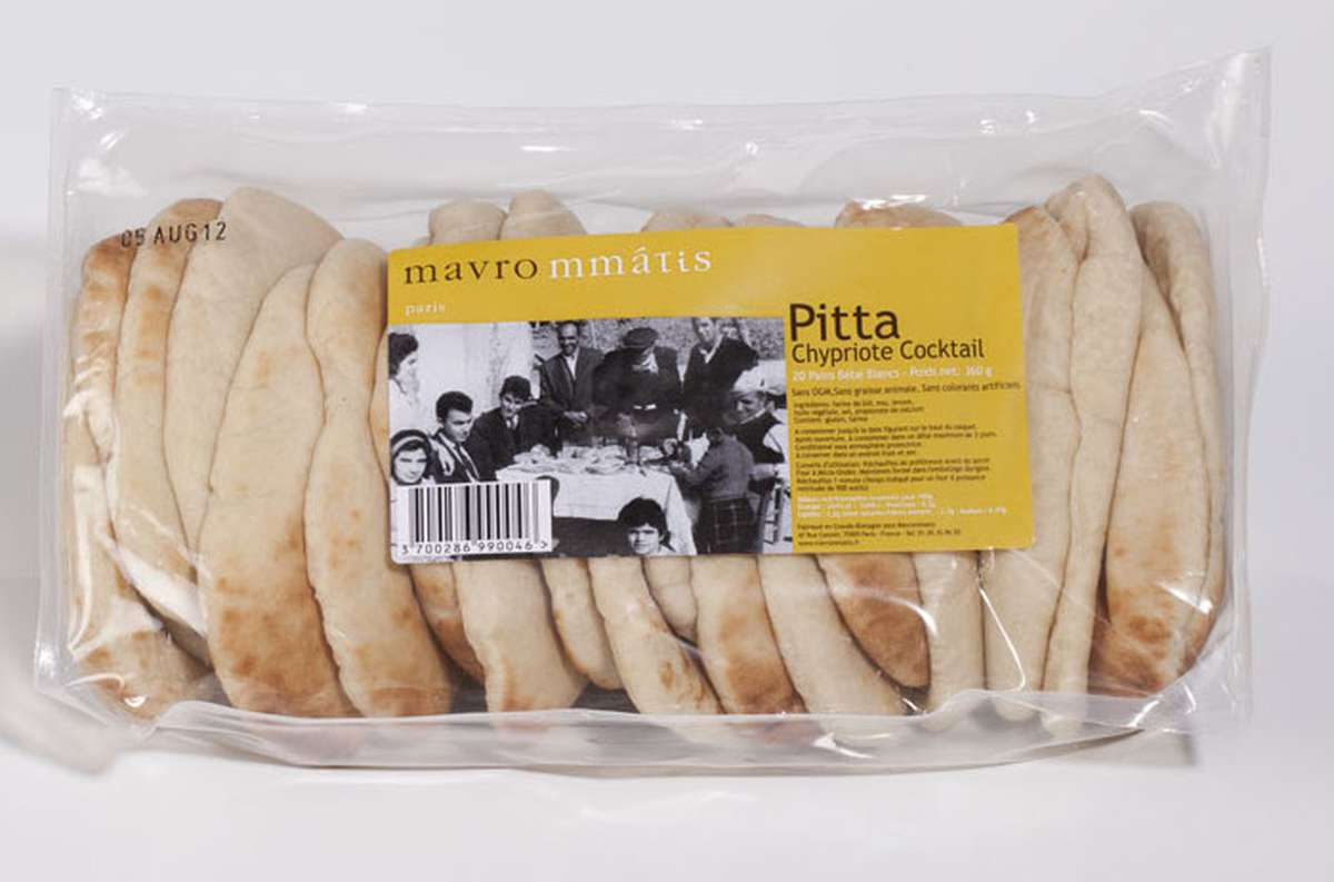Pain pita cocktail, Mavrommatis (360 g)
