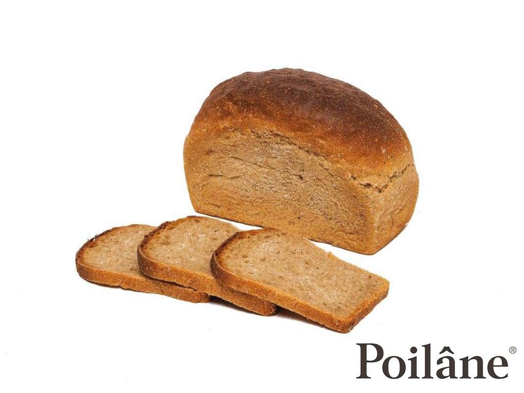Pain poivré tranché, Poilâne (350 g)
