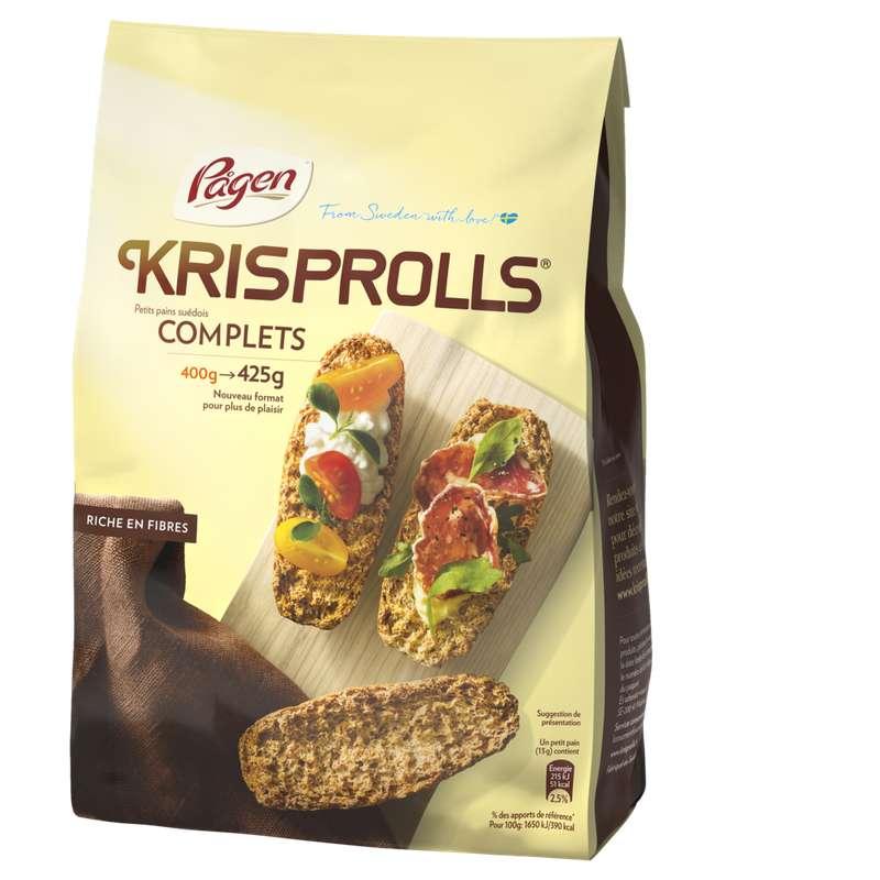 Krisprolls complet (425 g)