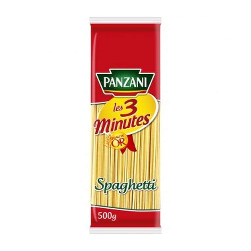 Spaghetti cuisson rapide, Panzani (500 g)