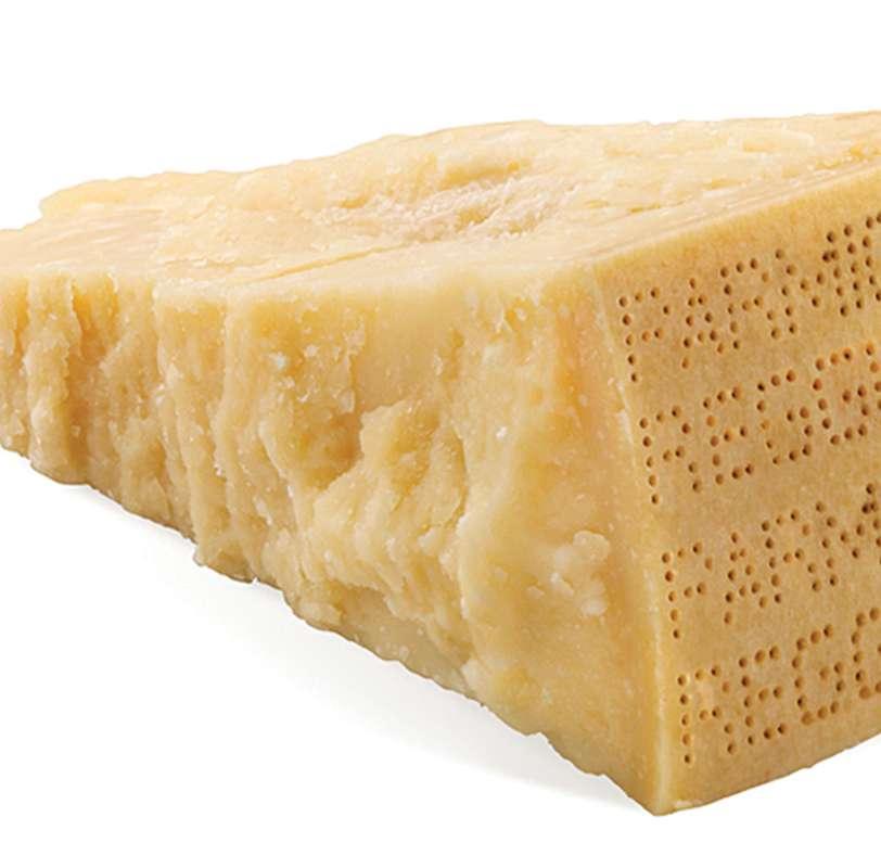 Parmesan DOP 18 mois (environ 50 - 100 g)