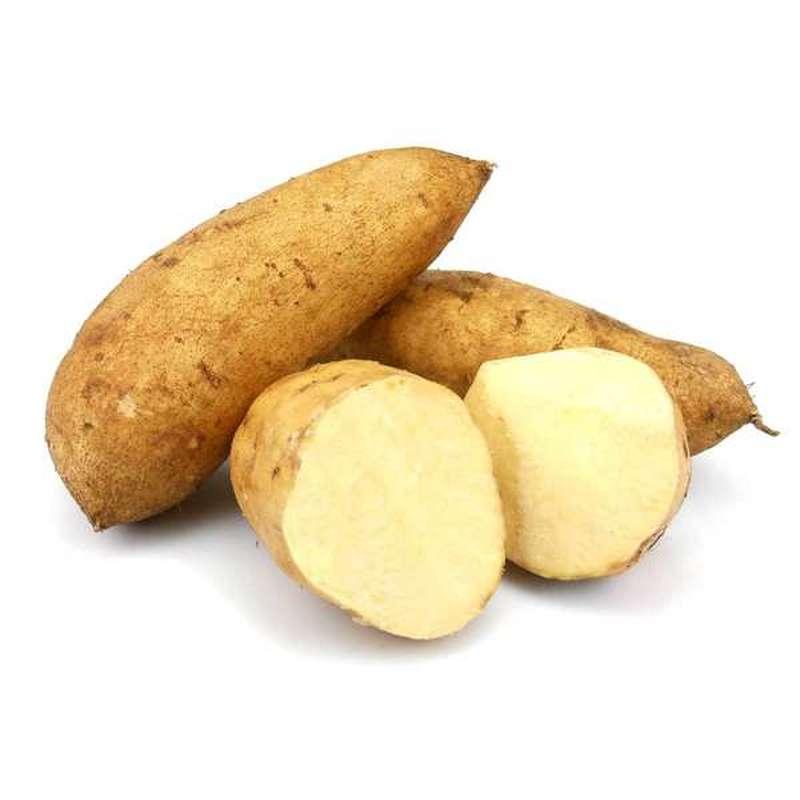 Patate douce blanche, Brésil