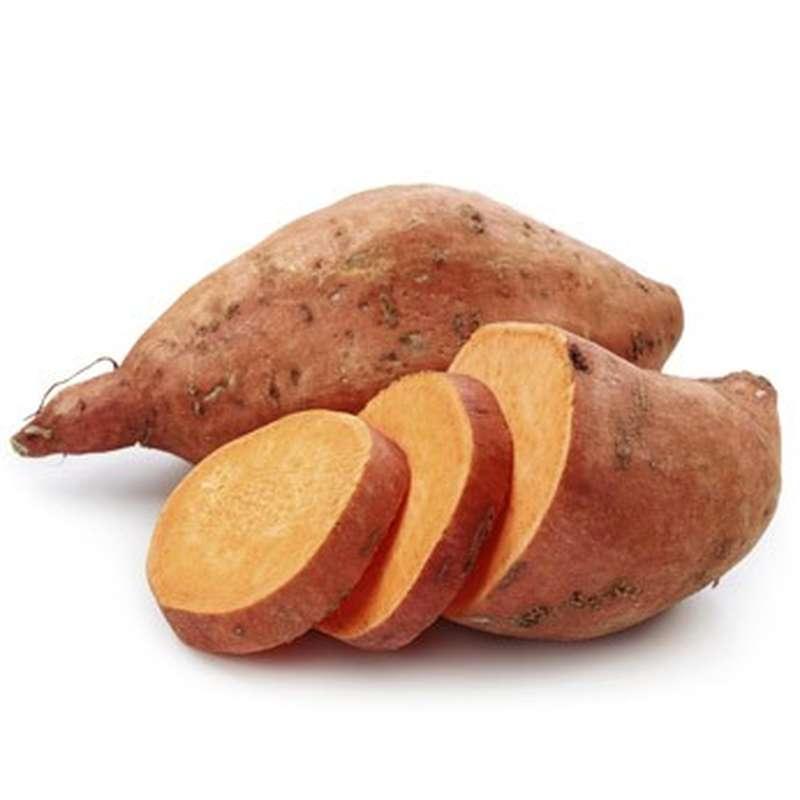 Patate douce (gros calibre), USA