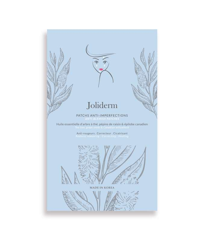 Patch anti-imperfections femme, Joliderm (x 12)