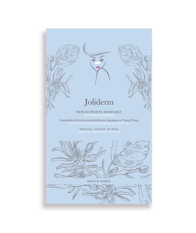 Patch points noirs nez femme, Joliderm (x 3)