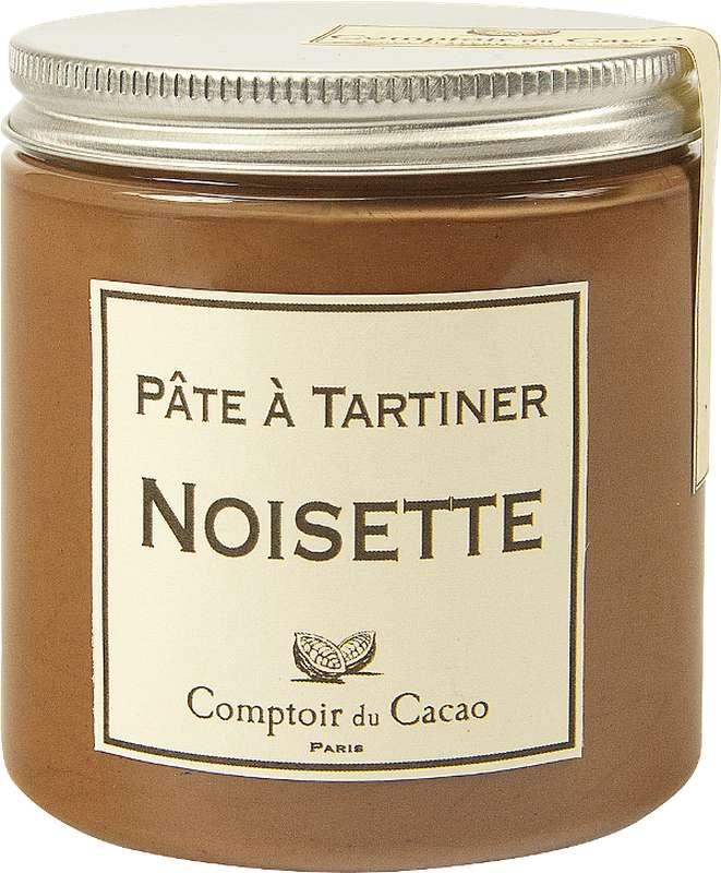 Pâte à tartiner noisette, Comptoir Cacao (280 g)