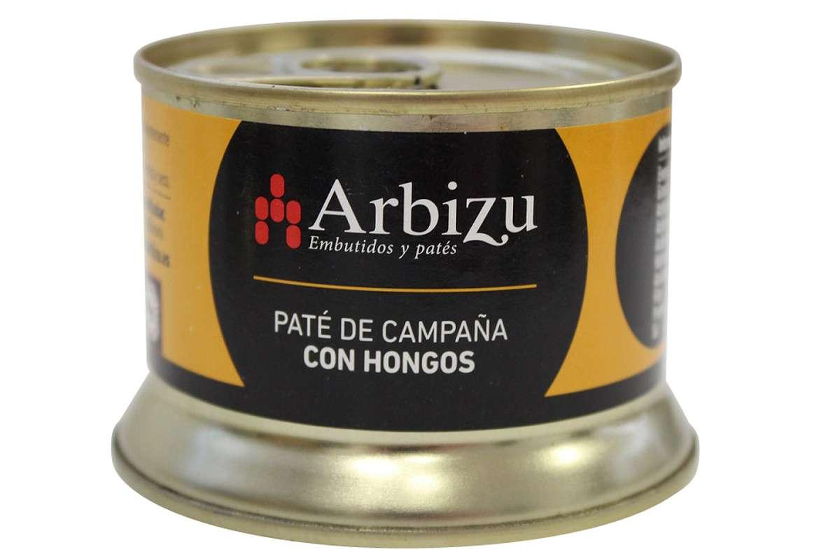 Pâté artisanal aux cèpes, Arbizu (130 g)