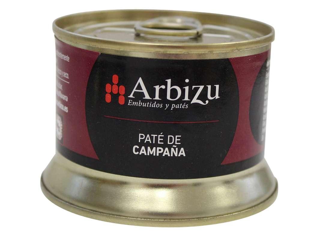 Pâté artisanal de campagne, Arbizu (130 g)